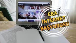 EBA TV internet nasıl alınır EBA ücretsiz internet başvurusu nereden yapılır