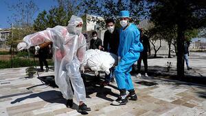 Filistinde koronavirüs vaka sayısı 116ya yükseldi