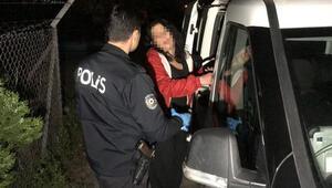 Adanada tartıştığı kişiyi bıçakalayan kadın gözaltına alındı