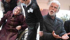 Ölüm raporuna bulaşıcı hastalık yazınca defnedilemeyen cenaze hastaneye teslim edildi