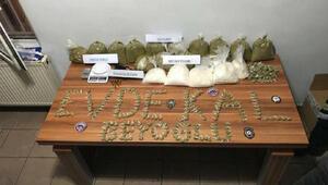 Beyoğlunda 1,5 milyon liralık uyuşturucu operasyonu