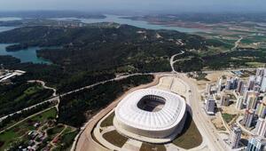 Adana Stadında sona geliniyor