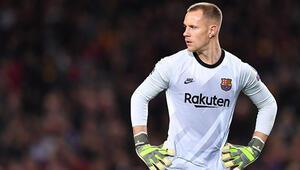 Milli kaleci Marc ter Stenge: 'Futbolu özledim'