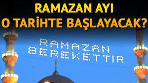 Ramazan ayı bu yıl ne zaman başlayacak 2020 Ramazana kaç gün kaldı