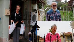 Muğladaki yerleşik yabancılar koronavirüse karşı Türkiyede kendilerini güvende hissediyor