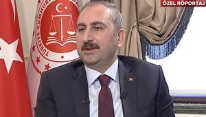 Son dakika haberler: Adalet Bakanı Gülden infaz yasası açıklaması