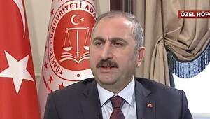 Adalet Bakanı Gülden infaz yasası açıklaması