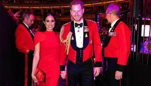 Prens Harry ve Meghan'ın güvenlik masrafları ortaya çıktı