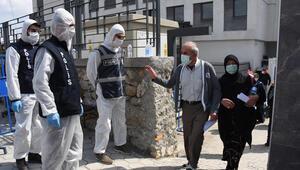 Eskişehir'de karantina süreleri dolanlar yurttan ayrıldı