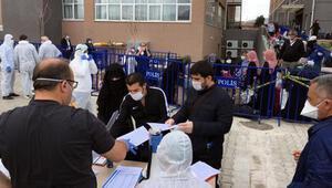 Karantina süresi dolan 293 umre yolcusu, memleketlerine gönderildi