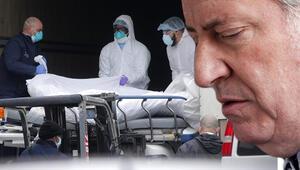 Son dakika haberi: New Yorkta corona virüsten her 2.9 dakikada bir insan öldü
