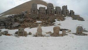 Nemrut'a ziyaretçi yasağı 1 ay uzatıldı