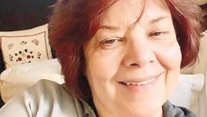 Ayşe Kökçü: Saçını kendi boyadı