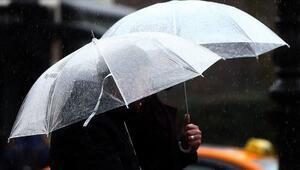 Çarşamba günü hava nasıl olacak Yağmur yağacak mı 1 Nisan il il hava durumu tahminleri