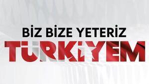 Milli Dayanışma Kampanyasına TRT canlı yayınında destek