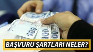 6 ay ertelemeli ihtiyaç kredisi başvuruları başlıyor