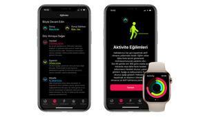 Apple Watch ile evdeki günlük aktivitelerinizi ölçün