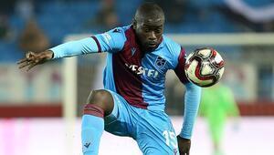 Son Dakika: Trabzonsporda Badou Ndiaye ameliyat oldu