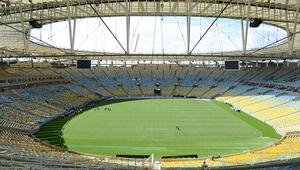 Brezilyada dünyaca ünlü Maracana Stadı, corona virüs hastanesine dönüştürülüyor