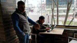 Sultanbeylide açık iş yerlerine denetim... Restoran ile çay ocağına ceza kesildi