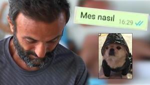 Ersin Korkut ödül oyununu kazandı, köpeğini sordu