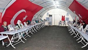 HDP önündeki eylemde 212nci gün