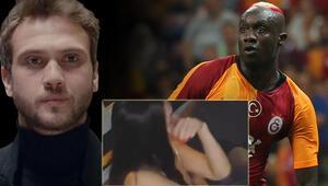 Galatasaraylı Diagneden eşine: Sen aptal mısın