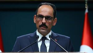 İbrahim Kalın, NATO'ya 'Türkiyenin dayanışmasını' örnek gösterdi