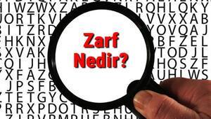Zarf Nedir Zarf Çeşitleri Ve Özellikleri Nelerdir Zarflar (Belirteçler) Konu Anlatımı Ve Örnekleri