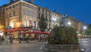 Fransanın zarif kenti: Aix En Provence