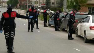 Sakarya'da koronavirüs tedbirlerine uymayanlara ceza