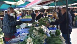 Alınan önlemlere rağmen pazar yerlerinde tehlike sürüyor