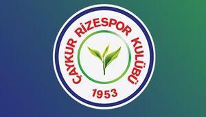 Rizespor, Milli Dayanışma Kampanyasına desteğini arttırdı 1 milyon 500 bin lira...