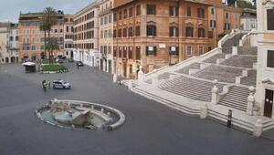 Dünyanın corona virüs nedeniyle ıssızlaşan kentleri