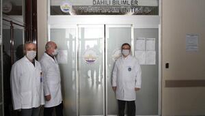 Trakya Üniversitesinde 20 yataklı solunum yoğun bakım ünitesi hizmete alındı