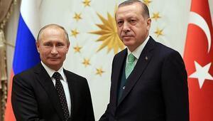 Son dakika haberi: Cumhurbaşkanı Erdoğan, Putin ile telefonda görüştü