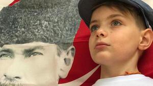 İtalyan çocuktan yardım sonrası Türkiyeye duygu dolu mesaj