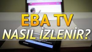 3 Nisan TRT EBA ilkokul ortaokul lise dersleri | TRT EBA TV canlı yayını nasıl izlenir