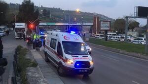 İzmirde akılalmaz olay Ambulansı kaçırdı, nedeni pes dedirtti