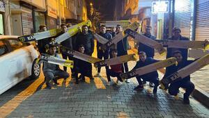 Genç Fenerbahçeliler Taraftar Grubu'ndan 300 aileye erzak yardımı