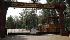 Kahramanmaraştaki park ve mesire alanları kapatıldı