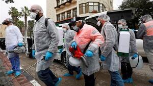 İsrail Sağlık Bakanı ve eşi Corona Virüse yakalandı