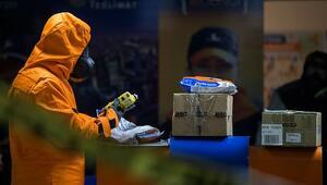 Kargodan gelen paketlerden Corona virüs bulaşır mı Market alışverişinde virüs bulaşır mı Corona virüsü nasıl bulaşır