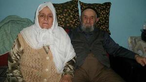 72 yıllık çift 49 saat arayla öldü; yan yana defnedildi