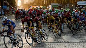 Bisiklet yarışları ertelendi