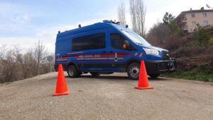 Köydeki karantinaya uymayan 1 kişiye 3 bin 150 lira ceza