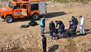 Afgan çoban, derede ölü bulundu