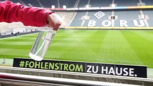 Bundesligada maçlar bir süre seyircisiz oynanacak
