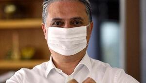 Başkan Uysaldan Maske kullanalım çağrısı