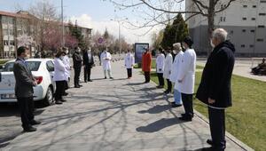 Koronavirüsten ölen Taşcıoğlu, Kayseride anıldı